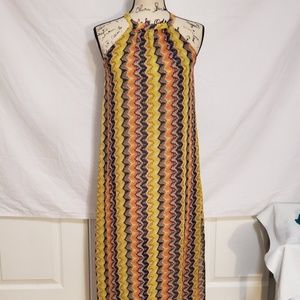 Bar III Long Maxi Dress SZ SM